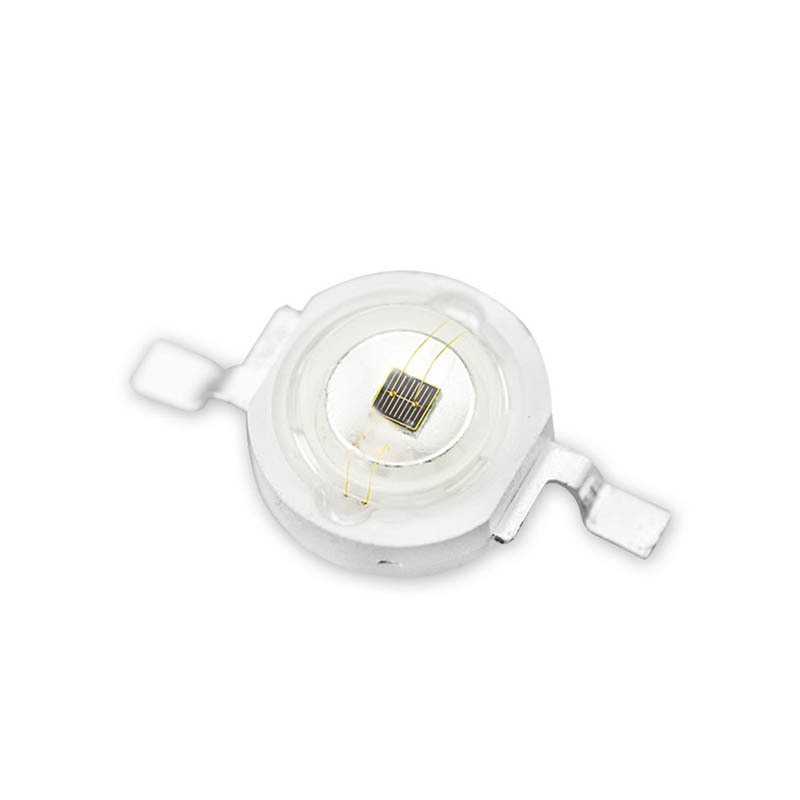High power UV LED 3W 360nm 365nm 370nm