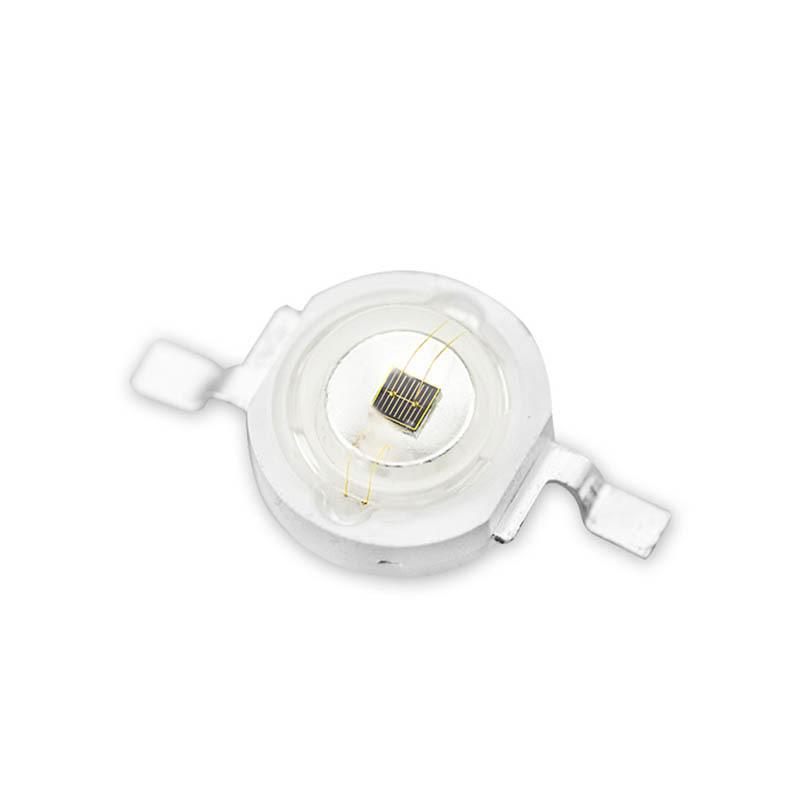 High power UV LED 3W 360nm 365nm 370nm