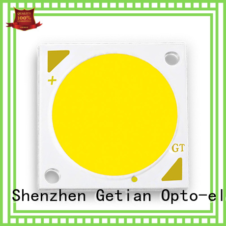 Getian white led cob 50w customized for street light