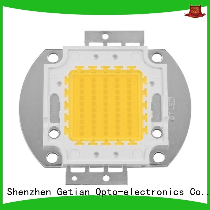 top quality led chip 50w customized for yard lights