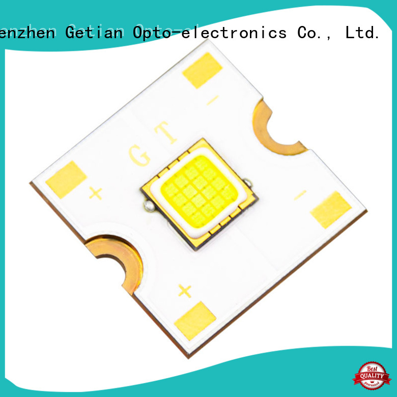 Getian bi-color white cob supplier for stage light
