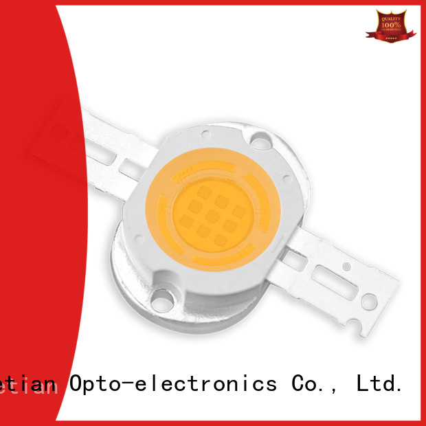 Getian white led chip 10w directly sale for industry