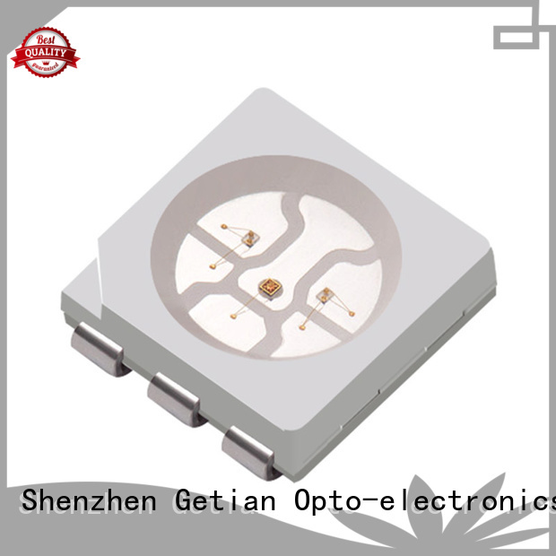 Getian white 5050 smd led supplier for indicator
