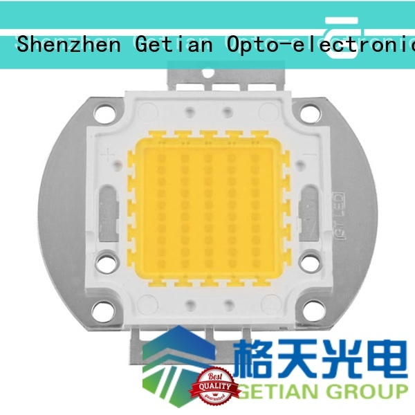 Getian efficient 100w led module from China for solar street light