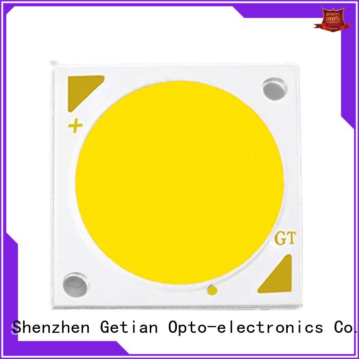 Getian full spectrum 80w led cob manufacturer for street light