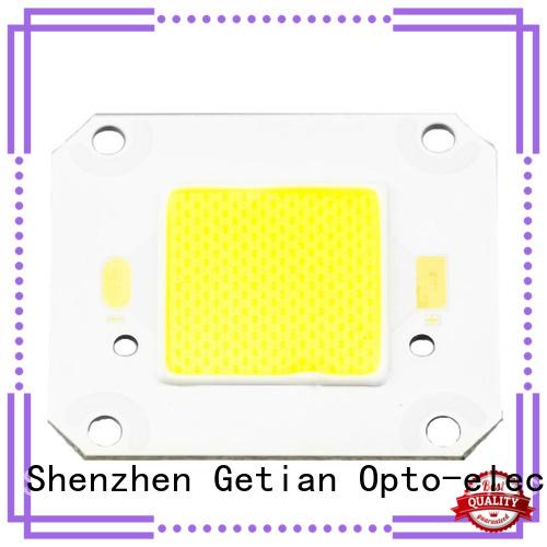 Getian 4046 chip cob led factory for flood light