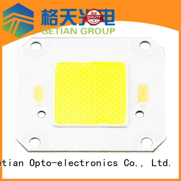 Getian super bright 4046 chip cob led well designed for spot light