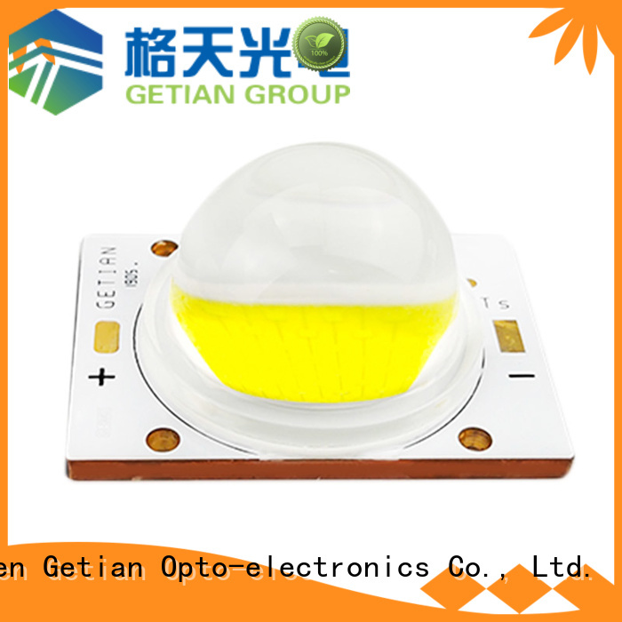 Getian efficient projector light led factory for commercial lighting